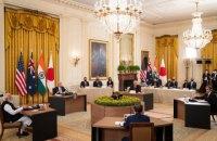 """На """"Саміті четвірки"""" обговорили проблеми Індо-Тихоокеанського регіону"""