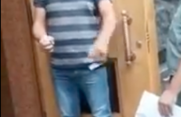 Мужчина угрожал взорвать гранату в помещении Кабмина, полиция провела спецоперацию