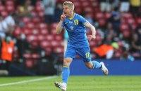 УЄФА визначив найкращого гравця матчу Україна - Швеція