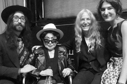 """Йоко Оно признали соавтором песни """"Imagine"""" Джона Леннона"""