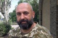 Кандидат в президенты полковник ССО Кривонос снимает свою кандидатуру в пользу Порошенко