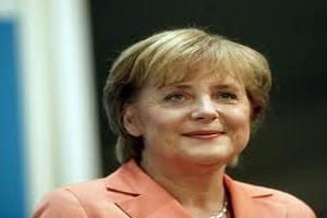 Ангелу Меркель в Греции назвали дочерью Гитлера