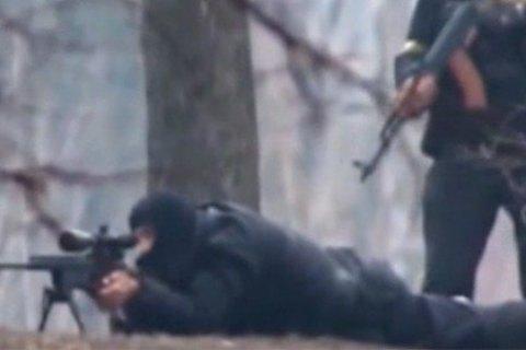 """Снайпер """"Омеги"""", підозрюваний у вбивстві на Майдані, заперечує свою провину"""