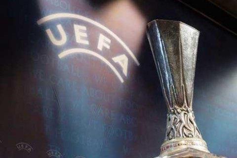 В таблице коэффициентов УЕФА Украина оказалась под давлением Шотландии