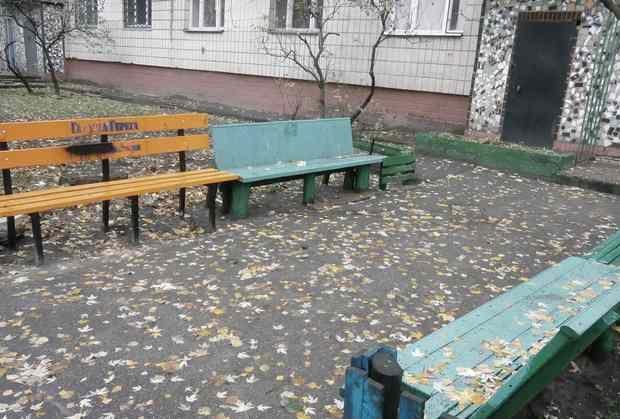 Установка лавочек не спасет украинских политиков даже перед выборами мэра Киева