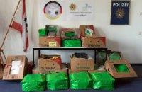 В магазины Берлина вместо бананов доставили кокаин на €15 млн