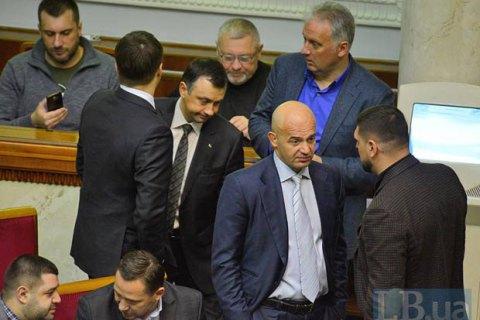 Фракция БПП отказалась рекомендовать Кононенко сложить мандат