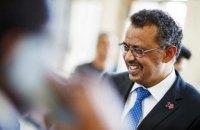 ВОЗ впервые возглавил представитель Африки