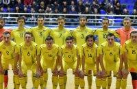 Сборная Украины в первом матче на ЧЕ по футзалу оформила выход в четвертьфинал