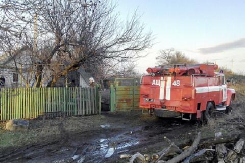 П'ятеро дітей постраждали в результаті пожежі в Кіровоградській області
