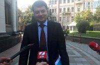 Разумков пообіцяв залишити журналістам доступ у Раду