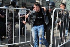Госдума ужесточила ответственность за уличные протесты