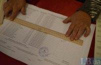 В Киеве из списков избирателей пропали жители целого дома