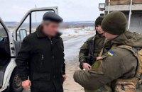 На блокпосту в Луганской области задержали наемника РФ