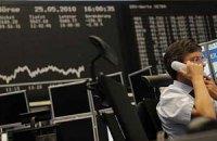 Торги на фондовом рынке закрылись снижением