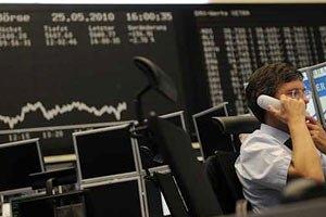 Міжбанківський євро втратив п'ять копійок