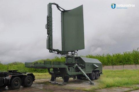 ЗСУ отримали модернізовану радіолокаційну станцію 35Д6М