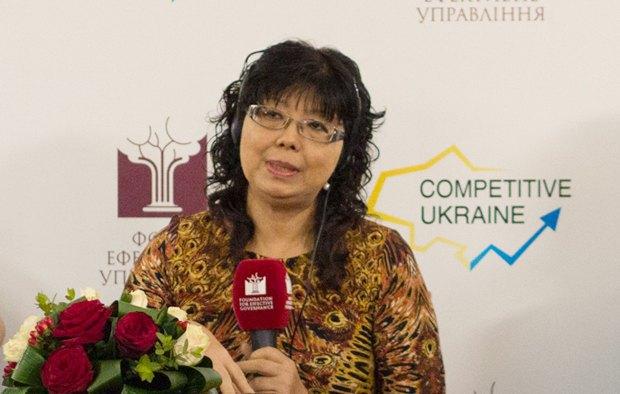 Ли Со Хун во время конференции «Международные индексы: красивая картинка или инструмент для принятия решений?»,