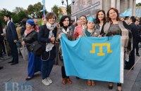 Украина вспоминает жертв депортации крымскотатарского народа