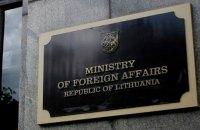Литва домагатиметься невизнання російських паспортів, виданих жителям Донбасу, в масштабах усього ЄС