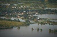 На заході України залишаються підтопленими п'ять населених пунктів