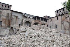 В Італії стався повторний землетрус