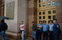В оппозиции узнали о подготовке митинга бюджетников под Киевсоветом