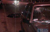На Нивках у Києві автомобіль насмерть збив пенсіонерку