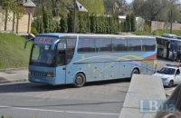 Автобусам хочуть заборонити виходити в рейс без ременів безпеки для пасажирів