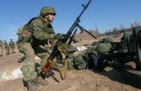 В ОРДЛО проходять військові навчання російських найманців, - штаб ООС