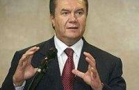 Янукович намерен пересмотреть газовый контракт с Россией