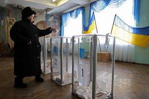 Избиратель во Львове грозился сжечь себя