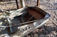 В Одесской области яхта переехала лодку с двумя рыбаками на борту