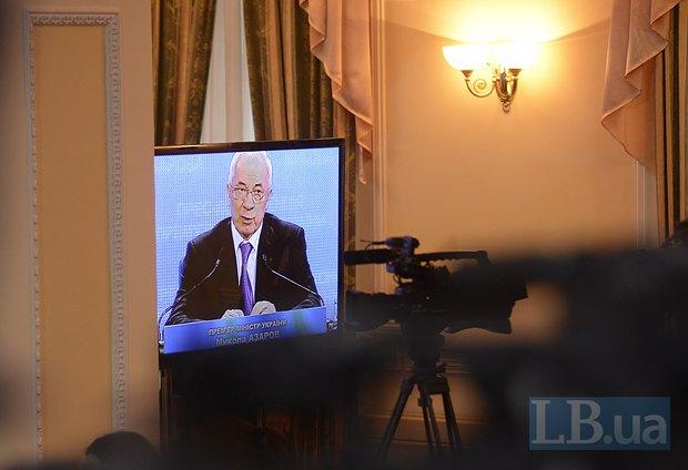 Не все, что происходит на заседаниях правительства, попадает на экраны телевизоров