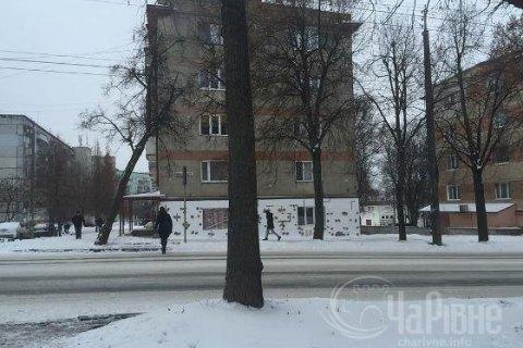 В Ровно в помещении магазина прогремел взрыв, есть погибший