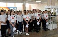 У школі окупованого Сімферополя відкрили музей імені Калашникова