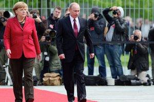Москва и Берлин считают необходимым поддержать план Аннана