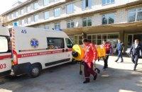 В Україні знову антирекорд хворих на COVID-19: 829 осіб за добу