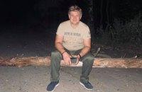 Колишній секретар РНБО Данилюк потрапив у ДТП