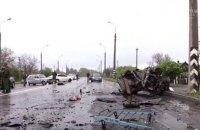 Под Еленовкой погибли четверо гражданских