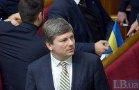 БПП проголосує за закон Парубія про ЦВК, - Герасимов