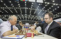 Сборная Украина стала второй на шахматной Олимпиаде