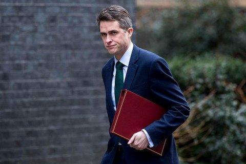Министр обороны Британии обвинил РФ в намерении захватить Украину