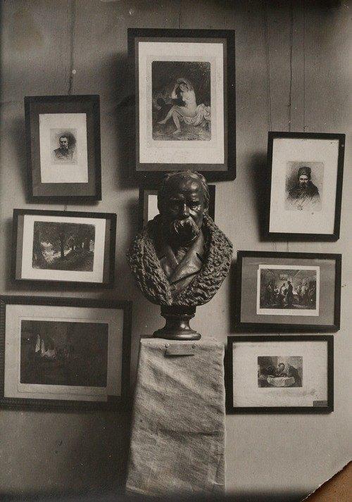 5d48468683ffb Національний художній музей України відзначає 120 років (раритетні фото)