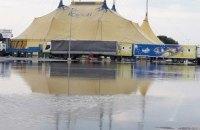 В Одессе сильный ливень затопил улицы