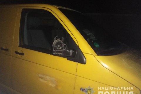 Під Черніговом водій збив насмерть дев'ятикласницю і втік