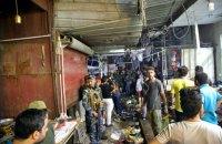 Вибух біля ринку у Багдаді забрав життя 30 людей