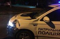 Патрульний автомобіль збив насмерть чоловіка в Чернівцях (оновлено)