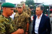 Американська делегація на чолі з Волкером відвідала зону ООС на Донбасі
