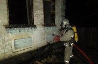 На Кировоградщине в пожаре погибла 89-летняя женщина